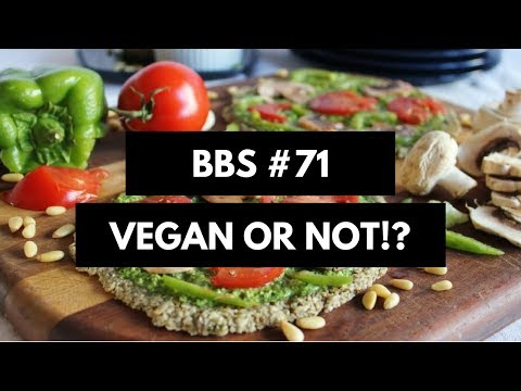 Built by Science #71 - Vegan or not!?