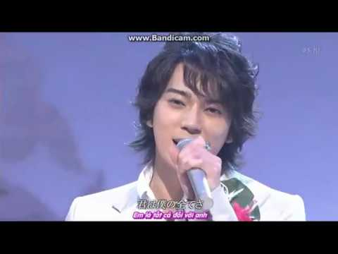 One Love - Arashi (Matsumoto Jun) Mp3