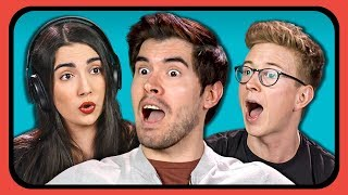 YOUTUBERS REACT TO TOP 10 FACEBOOK PAGES OF ALL TIME