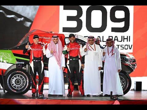 العرب اليوم - شاهد: انطلاق رالي داكار في السعودية للمرة الأولى بمشاركة 351 سائقًا