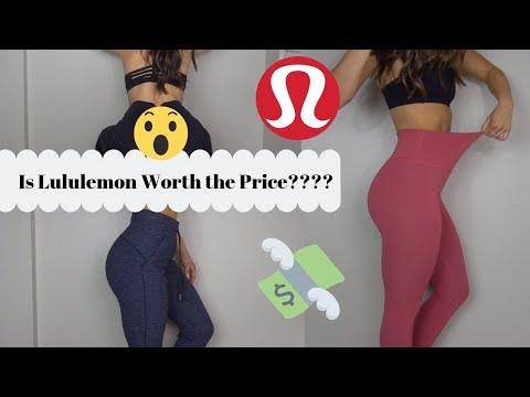 Is Lululemon Worth It???   Top 5 Lululemon Pants