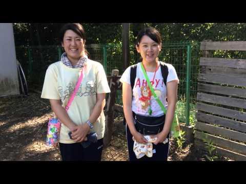 「お泊まり保育 ハイキングの様子」(笠間 友部 ともべ幼稚園 子育て情報)