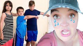 We Kick MOM out of the HOUSE! truth or dare!