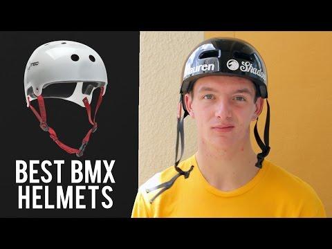 Finding the Best BMX Helmet