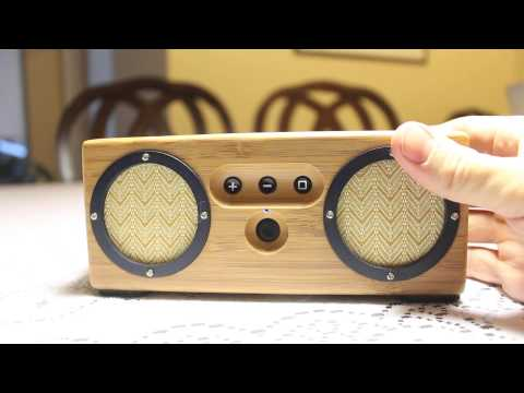 Bongo Bluetooth Speaker Review – Music on the Go with Style!