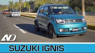 Suzuki Ignis Nano SUV - Primer Vistazo en AutoDinámico
