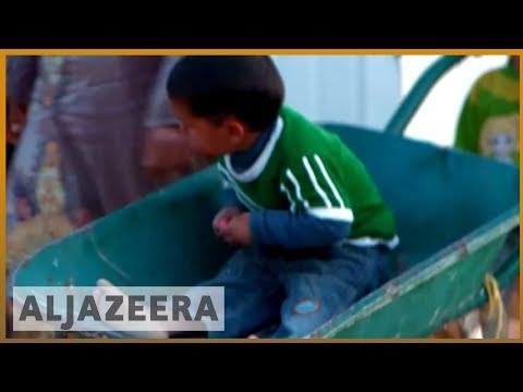 Syria's child refugees