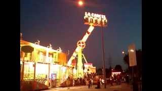 preview picture of video 'Cárcel en las fiestas de Pozuelo de Alarcón 2012 ( Madrid ).'