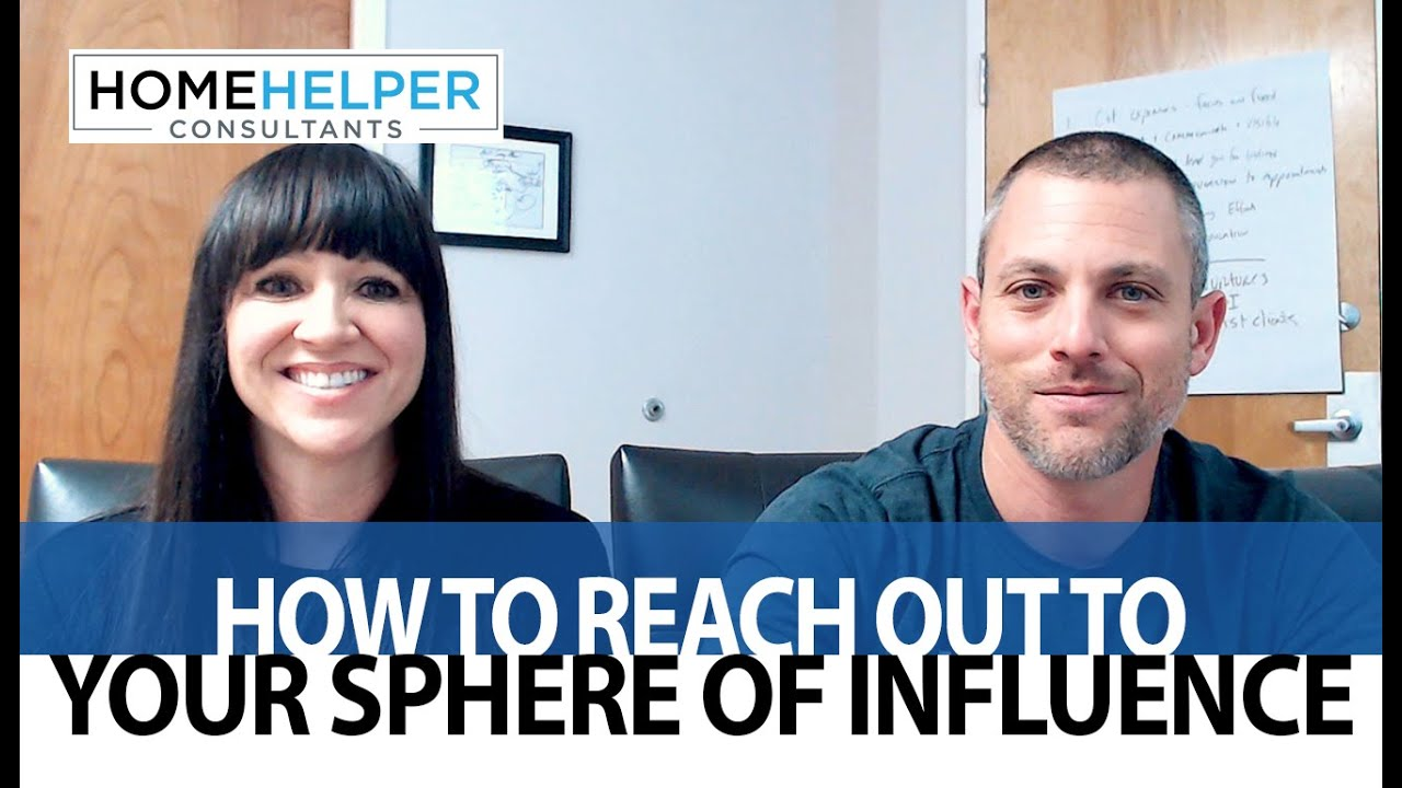 How to Reach Out to Your Sphere of Influence