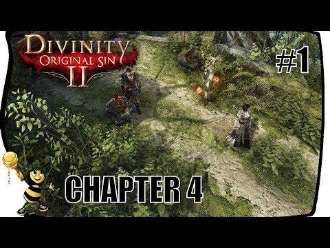 DIVINITY ORIGINAL SIN 2 Gameplay Walkthrough   CHAPTER 4 MASTERING THE SOURCE Part 1 (#9)