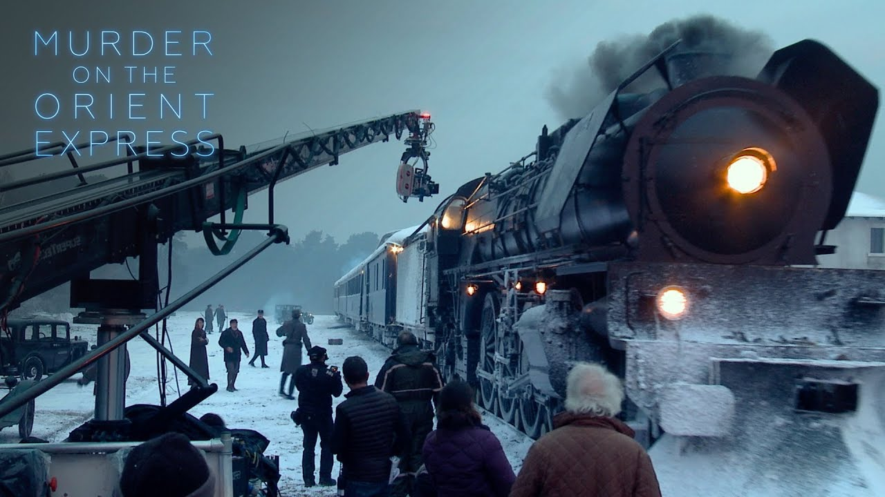 Murder on the Orient Express - Behind The Scenes