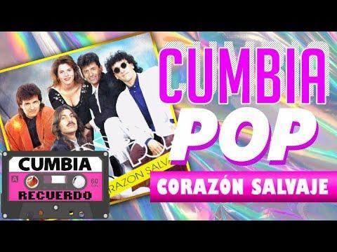 Cumbia Pop canta Marcela Morelo - Corazon Salvaje - Cd Completo enganchado
