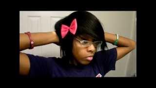 My Black Girl Scene Hair
