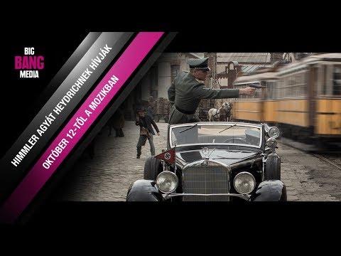HHhH - Himmler agyát Heydrichnek hívják online