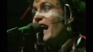 """Adam and the Ants """"Live in Tokyo"""" Part VII - Never Trust a Man (With Egg on His Face)"""