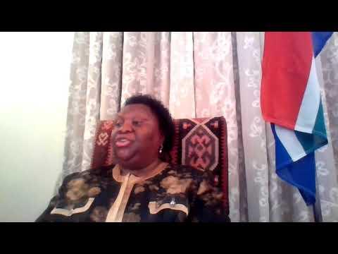 EU Day Message: Deputy Minister for Public Works & Infrastructure: Noxolo Kiwiet