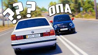 FORZA HORIZON 3 ГОРОДСКАЯ МАСКИРОВКА - КУПИЛИ BMW X5M И LEXUS! ПДД РП ЕЗДА В ПОСЕЛКЕ НА БЕРЕГУ МОРЯ!