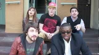 Pentatonix - You Da One (Cover)