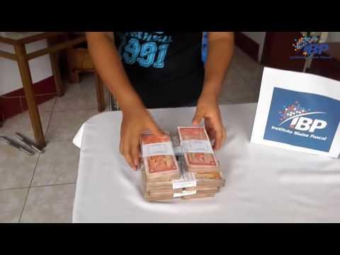 Conteo de Billetes