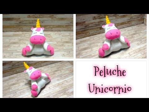 DIY // Como hacer tu propio peluche de unicornio fácil y rápido