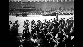 """Soviet Army March """"On Guard for Peace"""" (Boris Diev, 1964)"""