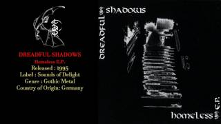 Dreadful Shadows (GER) - Homeless E.P. (1995) Full EP