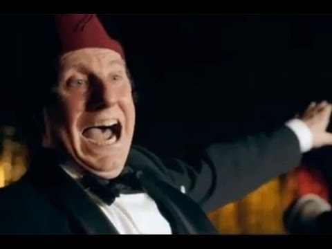 2f8c1c34fca839 David Threlfall as Tommy Cooper : Video 2014 : Chortle : The UK ...