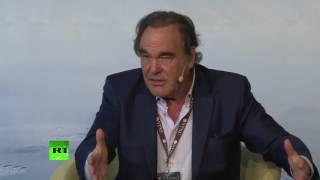 «Камера не может врать»  Оливер Стоун ответил на вопросы о фильме про Путина