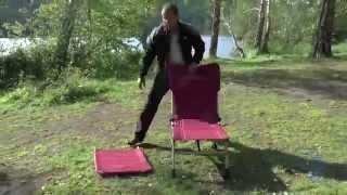Кресла трансформеры для рыбалки от снегиря