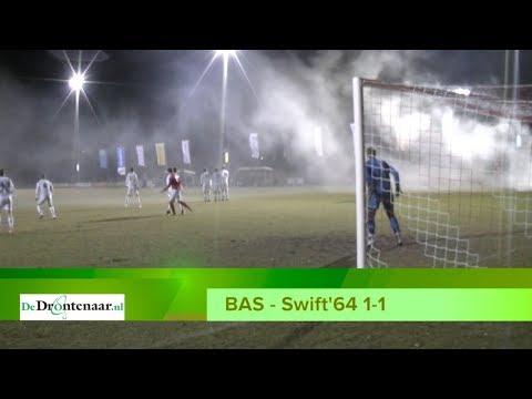 Asv Dronten, BAS Voetbal, Swift'64 en Reaal spelen derby's in de avonduren