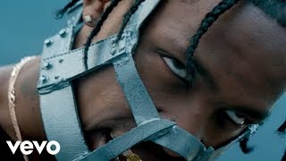 Travis Scott - Mamacita (Official Music Video) ft. Rich Homie Quan, Young Thug