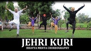 Gambar cover JEHRI KURI | BHANGRA | COMBO MOVES