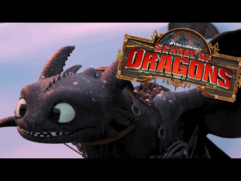School Of Dragons: How To Get A Night Fury