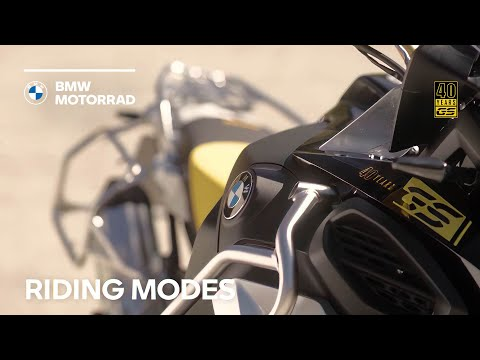 2021 BMW R 1250 GS - 40 Years of GS Edition in Chico, California - Video 1