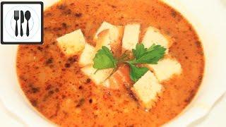 Вкусный суп из чечевицы - ЭзоГелин - традиционный турецкий суп из красной чечевицы EzoGelin Corbasi