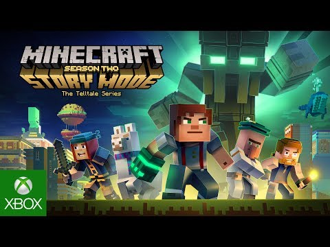 Minecraft: Story Mode - Season Two - Episode 1 - Launch Trailer