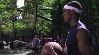 Rajon Rondo - Red Bull King of the Rock - 1v1 Basketball Tournament on Alcatraz