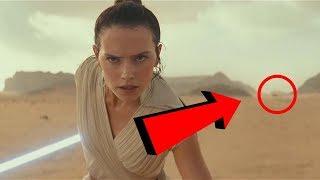 Detale które ominąłeś w zwiastunie Star Wars IX The Rise of Skywalker