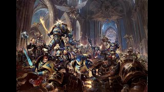 Space Marines Tribute - Legends Never Die [Warhammer 40 000 Music Video/GMV/AMV]