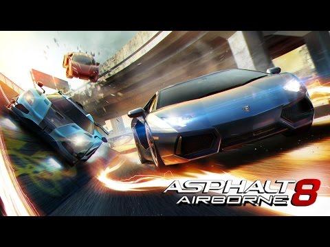 Asphalt-8---Video