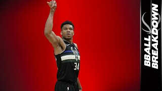 What RUINED Giannis's Jump Shot?