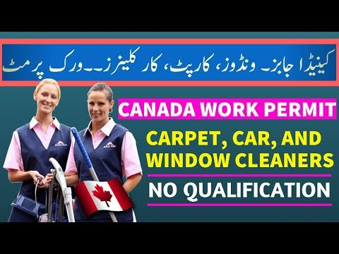 , title : 'CANADA WORK PERMIT FOR CLEANERS || NO QUALIFICATION REQUIRED