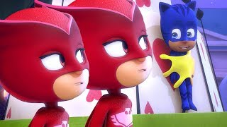 PJ Masks Season 2 🎡The Crazy Carnival 💙HD 4K | PJ Masks 2019 | Superhero Cartoons for Kids