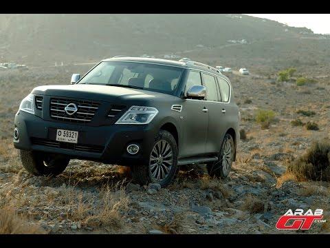Nissan Patrol V-VIP 2015 نيسان باترول النسخة الحصرية