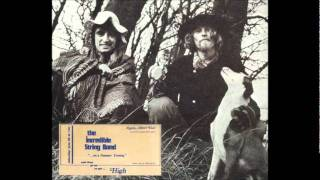 The Incredible String Band - Won't You Come See Me (1968 BBC recording)