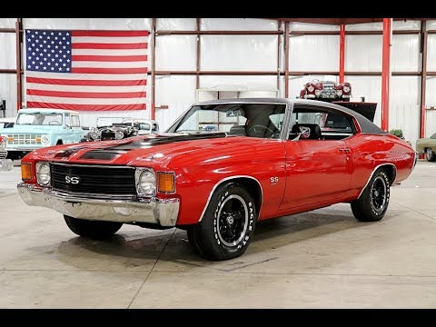Video of '72 Chevrolet Chevelle located in Michigan Offered by GR Auto Gallery - PZ5G