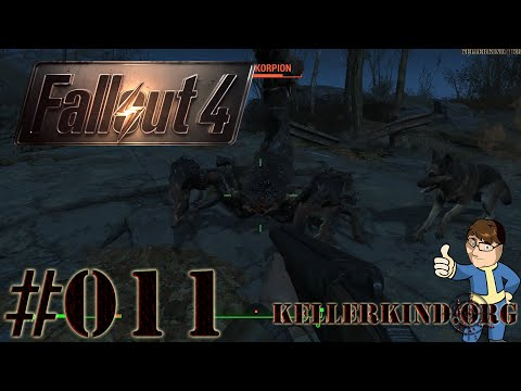 Fallout 4 [HD|60FPS] #011 - Abenteuer voraus ★ Let's Play Fallout 4