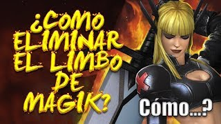 Cómo...? - ¿Cómo Eliminar el Limbo de Magik? Marvel Contest Of Champions