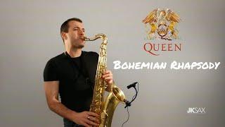 Queen - Bohemian Rhapsody (Saxophone Cover by JK Sax)