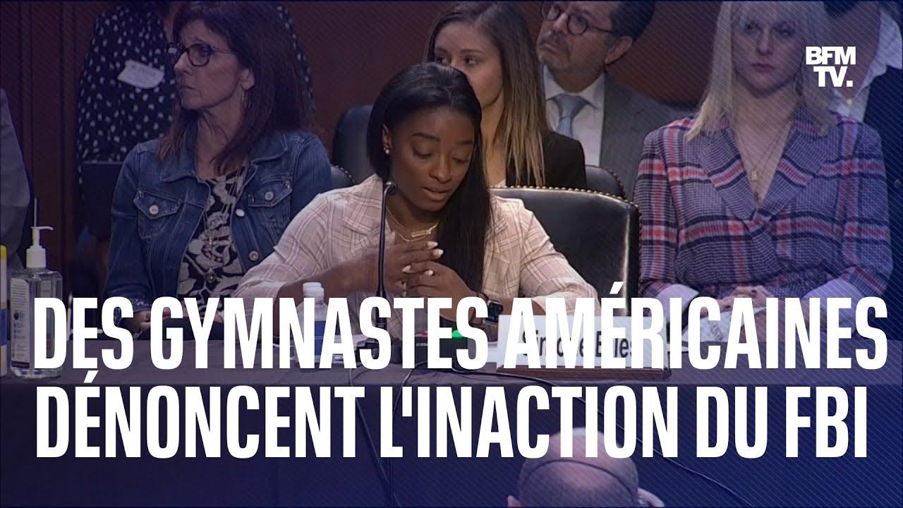 Violences sexuelles: des gymnastes dénoncent l'inaction du FBI et des instances sportives